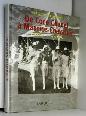 De Coco Chanel à Maurice...