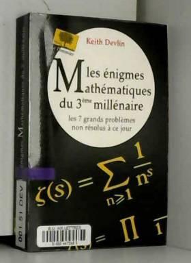 Les énigmes Mathématiques...