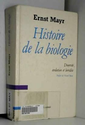 Histoire de la biologie....