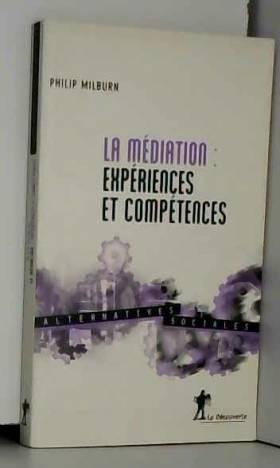 La médiation : expériences...