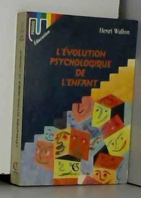 L'évolution psychologique...