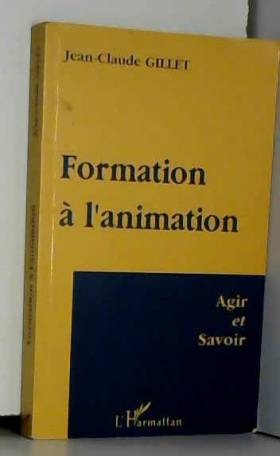 Formation a l'animation...