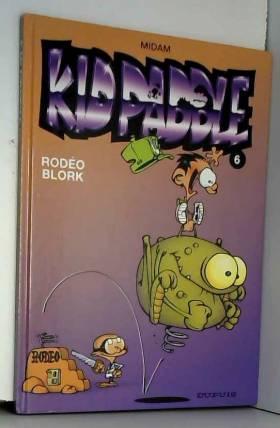Kid Paddle, Tome 6 : Rodéo...