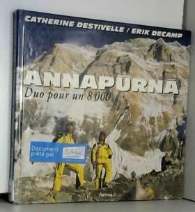 ANNAPURNA - DUO POUR UN 8000