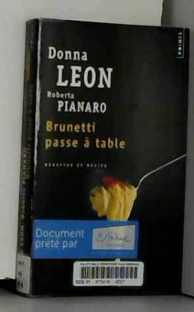 Brunetti passe à table....