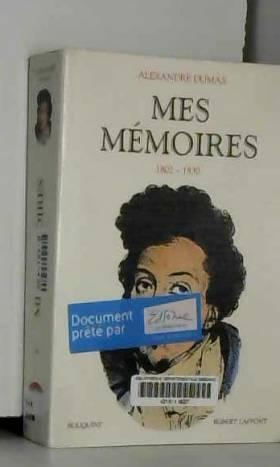 Mes mémoires - Tome 1 (01)