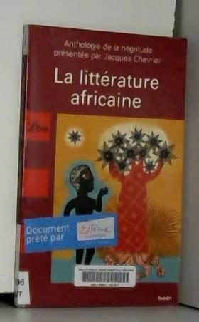 La littérature africaine :...