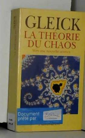 La Théorie du chaos : Vers...