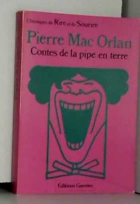 Mac Orlan Pierre - Contes de la pipe en terre