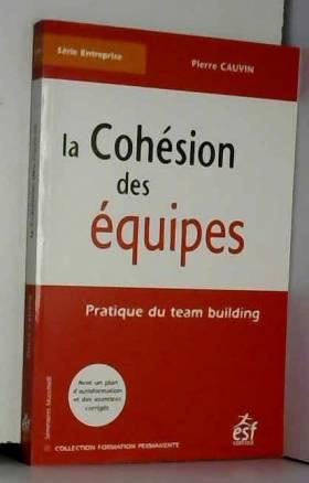Pierre Cauvin - La cohésion des équipes : Pratique du team building