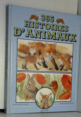 365 histoires d'animaux