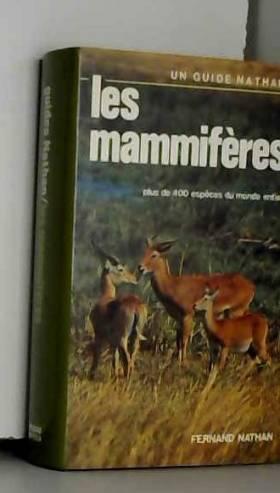 Collectif - Les mammifères