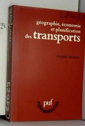 Géographie, économie et...
