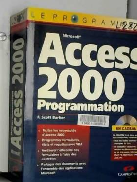 Access 2000 (CD rom)