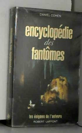 Encyclopédie des fantômes