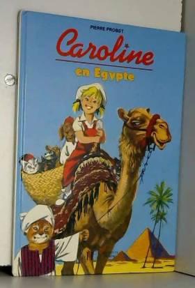 Caroline en Egypte