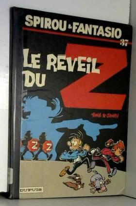 Spirou et Fantasio, tome 37...