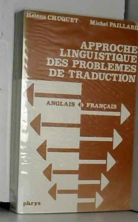 Approche linguistique des...