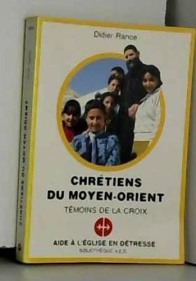 Chrétiens du Moyen-Orients
