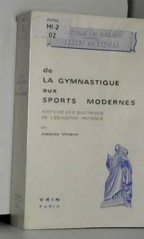 De la gymnastique aux...