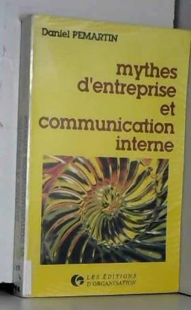 Mythes d'entreprise et...