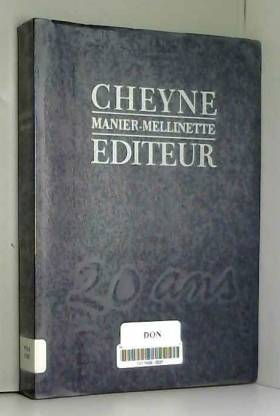 Jean-Marie Barnaud - Cheyne, 1980-2000