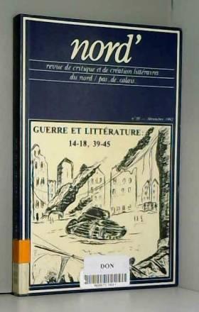 Paul Renard - Revue de critique et de créations littéraires du Nord Pas de Calais / n° 20 / décembre 1992 /...