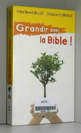 Grandir avec la Bible