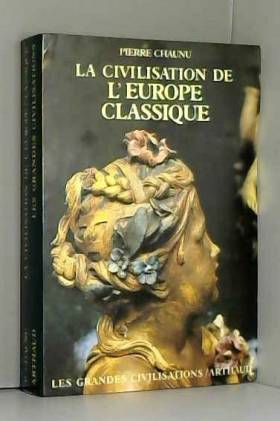 La Civilisation de l'Europe...