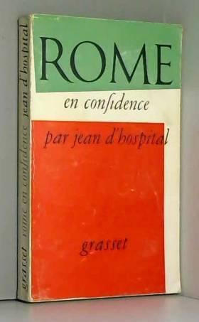 Rome en confidence.