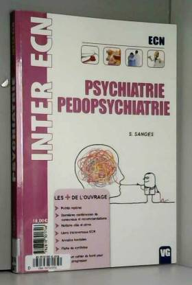 S. Sange - Psychiatrie Pédopsychiatrie