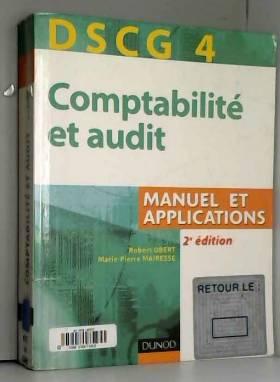 Robert Obert et Marie-Pierre Mairesse - Comptabilité et audit