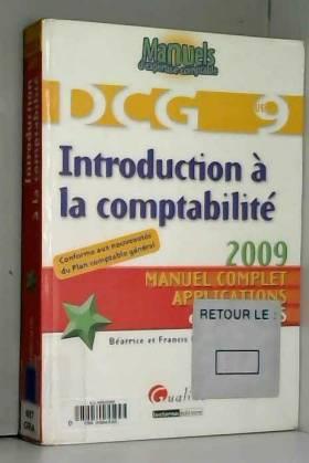 Béatrice Grandguillot et Francis Grandguillot - Introduction à la comptabilité DCG 9