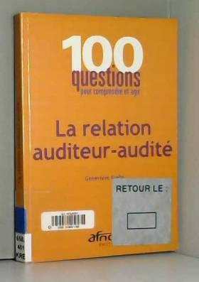 Geneviève Krebs - La relation auditeur-audité