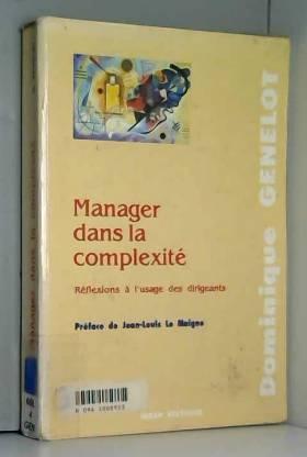 Manager dans la complexité...