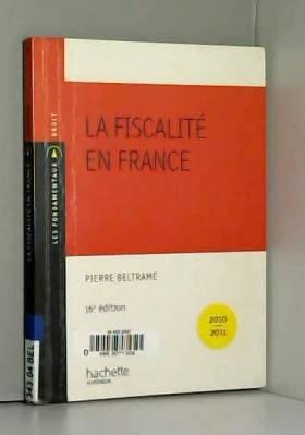 La fiscalité en France