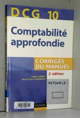 Comptabilité approfondie,...