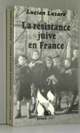 La Résistance juive en France