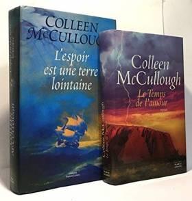 Régina Langer Colleen McCullough - L'Espoir Est Une Terre Lointaine