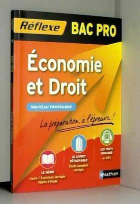 Hélène Millaret et Hélène Millaret - Economie et droit Bac Pro