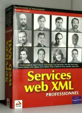 Collectif - Services Web XML Professionnel