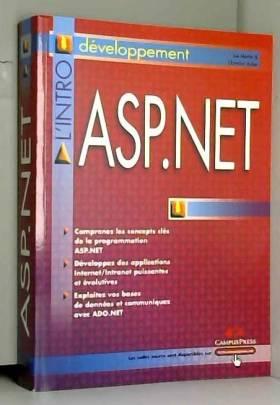 Joe Martin, Brett Tomson et Christian Koller - ASP .NET