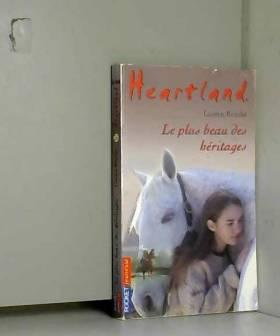 Heartland, Tome 26 : Le plus beau des héritages