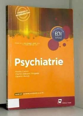 Nicolas Franck, Charles-Edouard Rengade,... - Psychiatrie