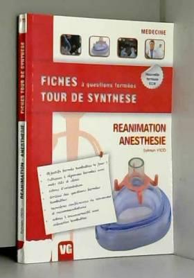 Sylvain Vico - Réanimation anesthesie