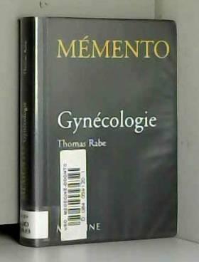 Mémento : Gynécologie