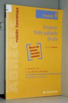 Douleurs, soins palliatifs,...