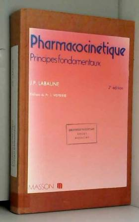 Pharmacocinétique :...