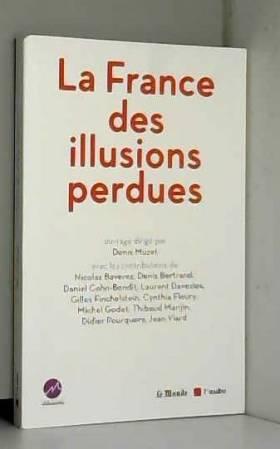 Denis Muzet et Collectif - La France des illusions perdues : La grande enquête de l'Institut Médiascopie