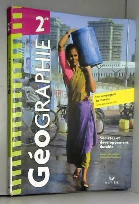 Géographie 2de éd. 2010 -...
